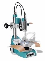 ORTHOFLEX milling unit with adjustable arm support